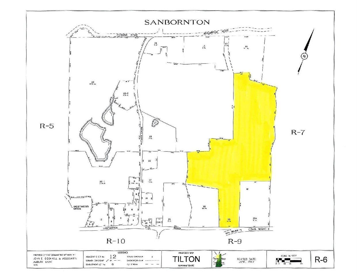 TILTON NH LAND  for sale $229,000