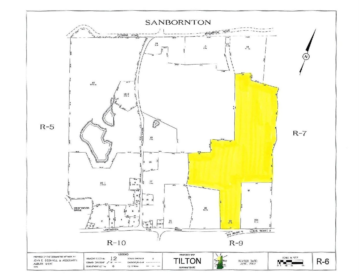 TILTON NH  LAND  for sale $229,000