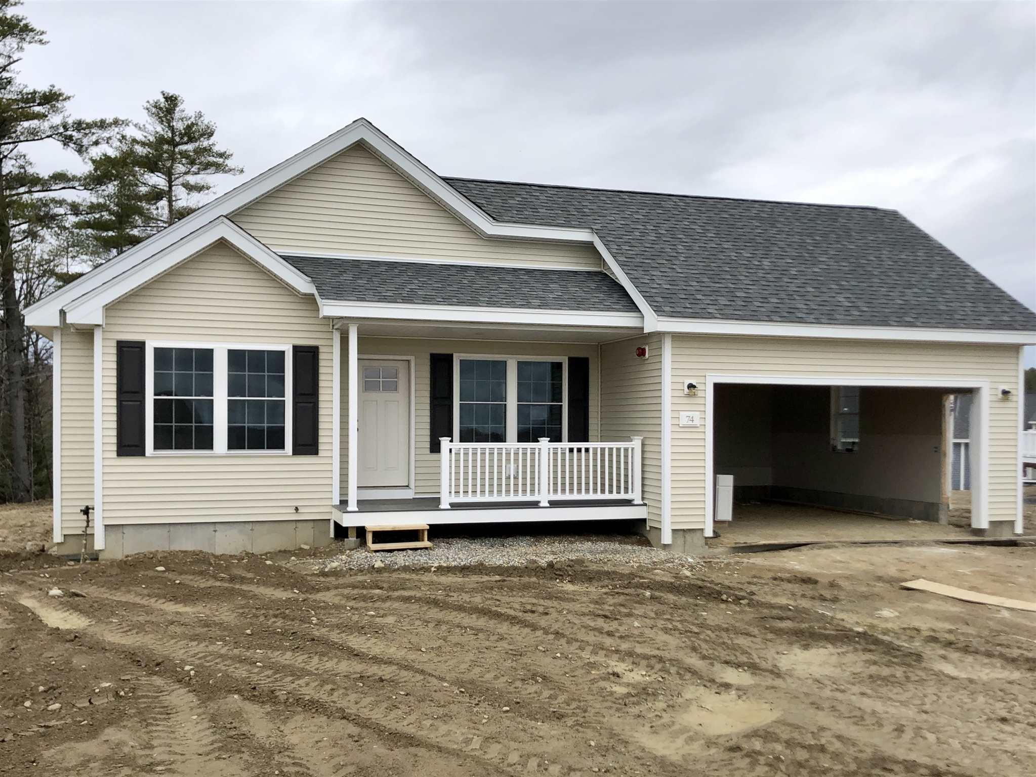TILTON NH Home for sale $319,999