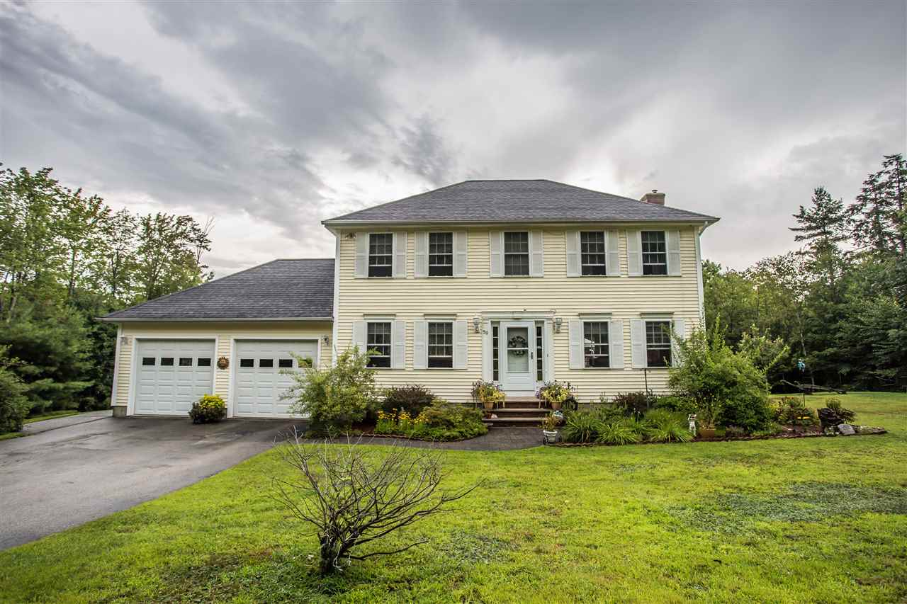 MLS 4775807: 59 Cedar Ridge Drive, New Ipswich NH