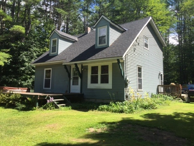 Weathersfield VT Home for sale $List Price is $185,000