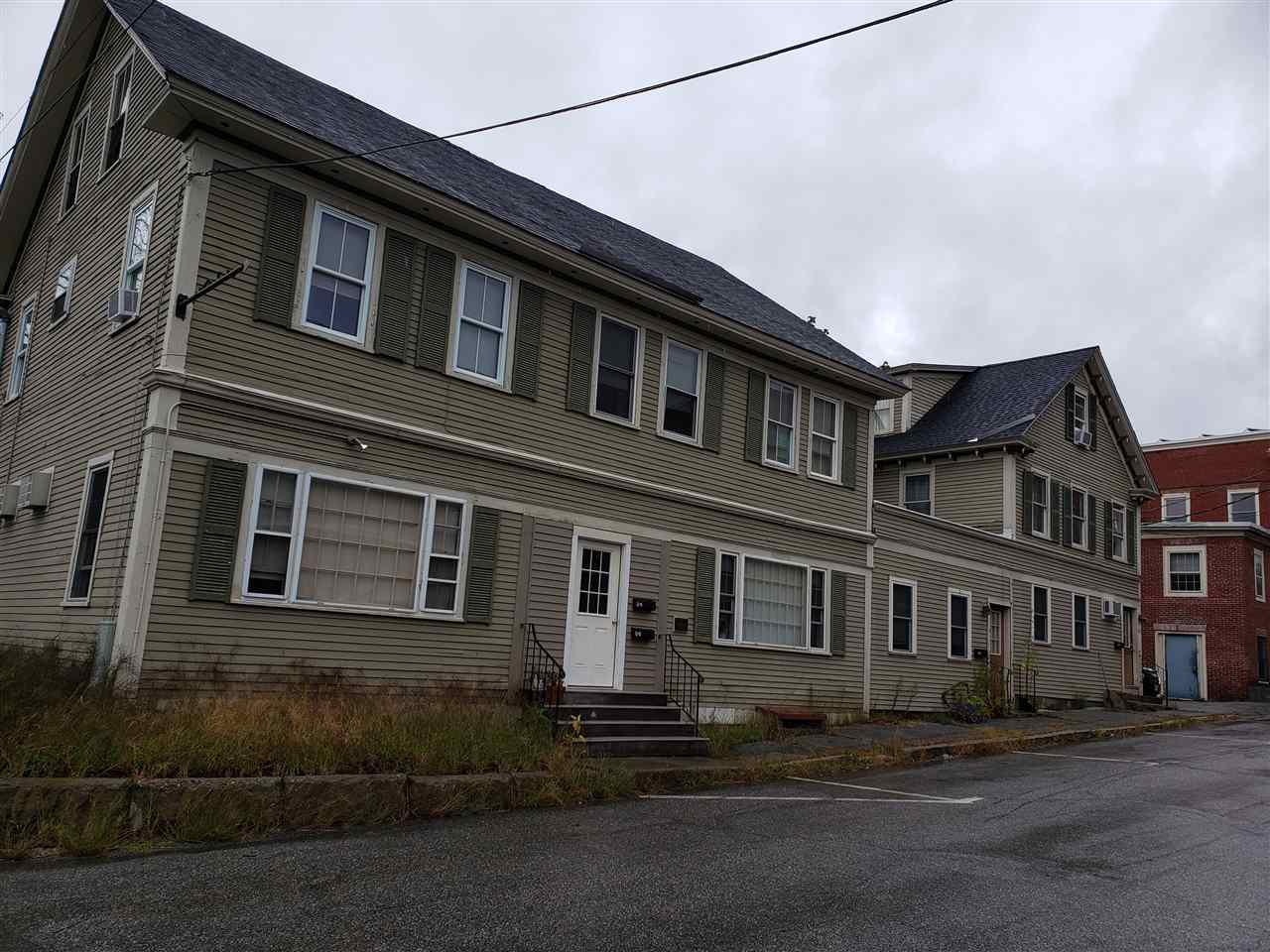 Newport NH 03773Multi Family for sale $List Price is $195,000