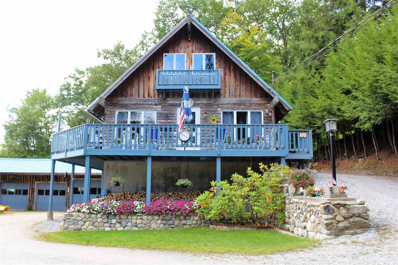 GROTON NH Lake House for sale $$229,500 | $199 per sq.ft.