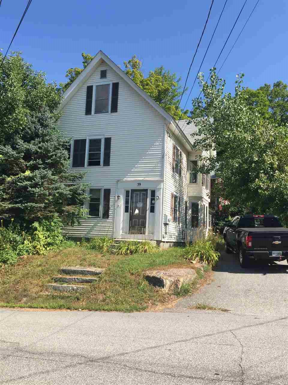 Sunapee NH 03782 Multi Family for sale $List Price is $129,900