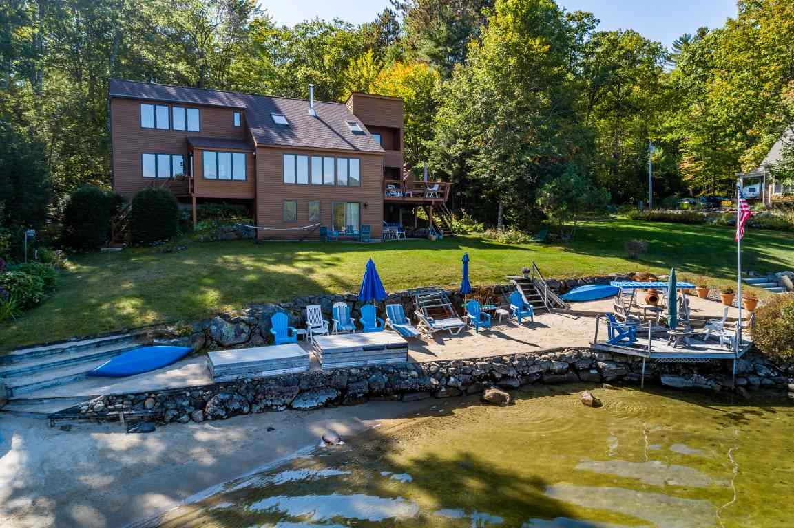 BRIDGEWATER NH  Home for sale $1,695,000