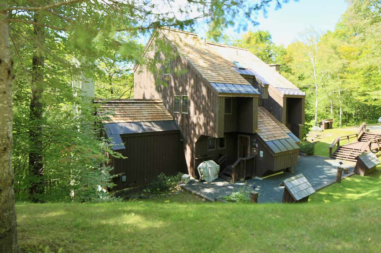 PLYMOUTH VT Condo for sale $$245,000 | $159 per sq.ft.