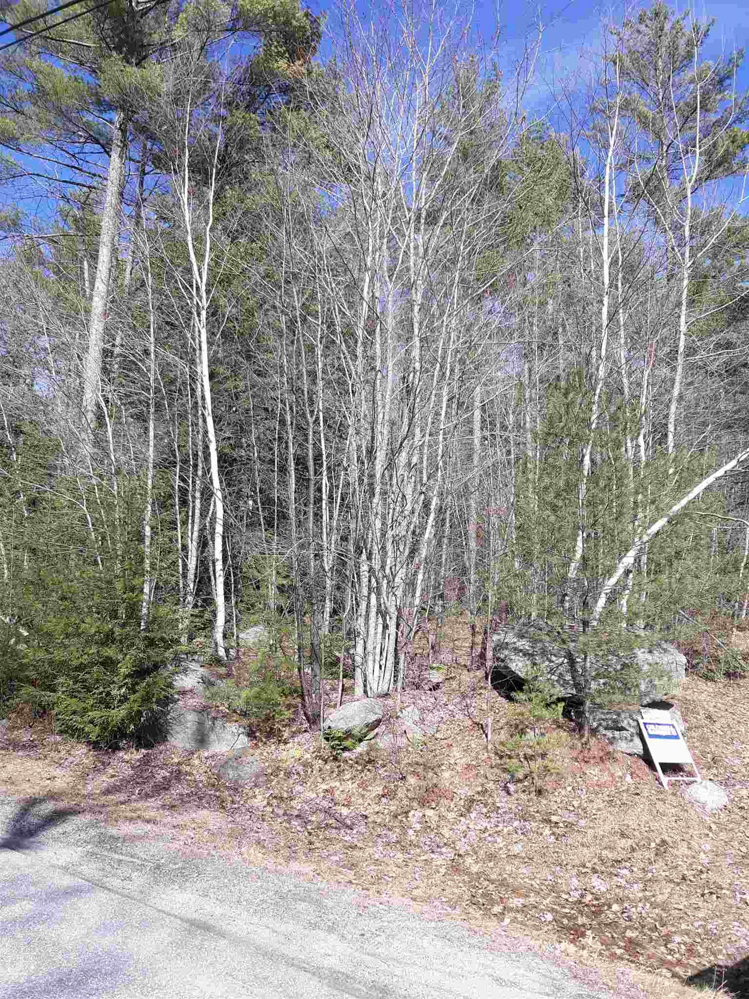SUNAPEE NH LAND  for sale $$60,000 | 1.9 Acres  | Price Per Acre $0