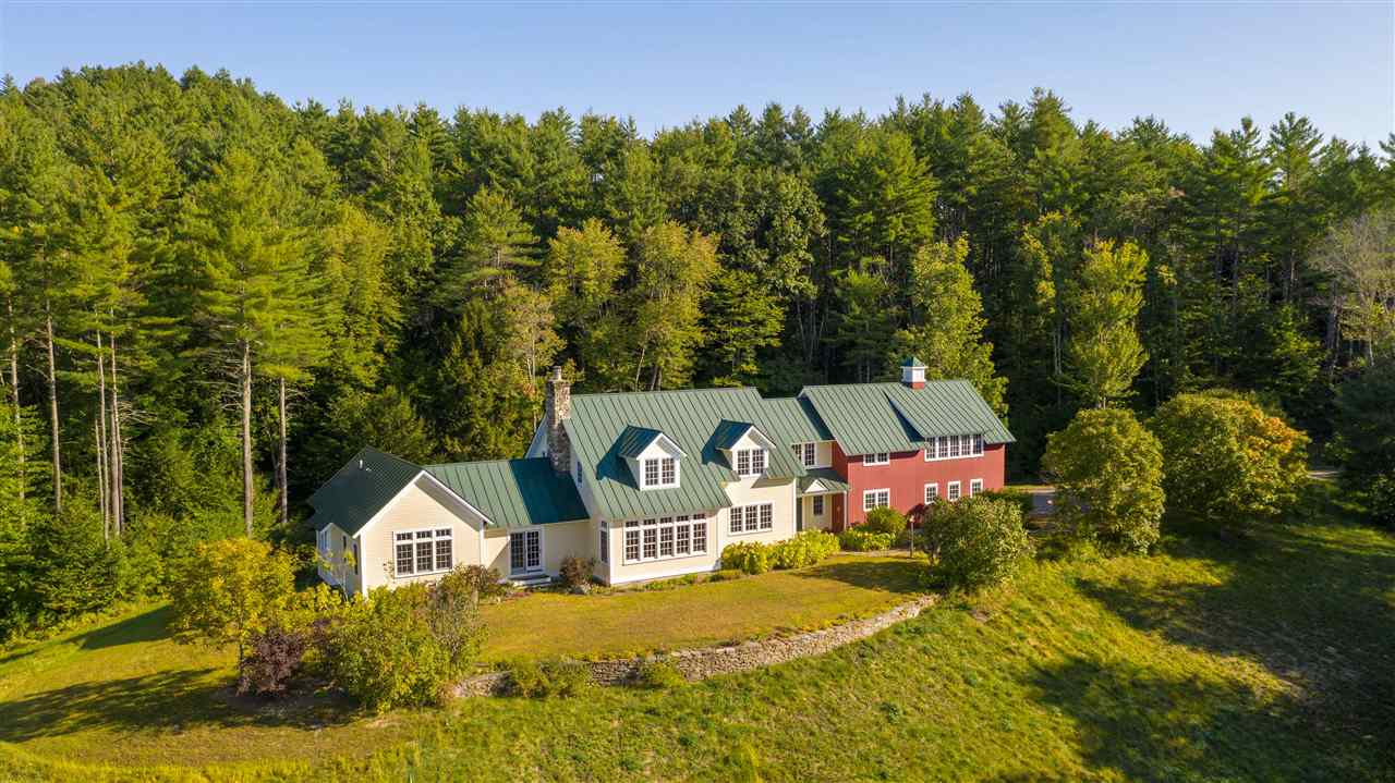 THETFORD VT Home for sale $$1,400,000 | $275 per sq.ft.