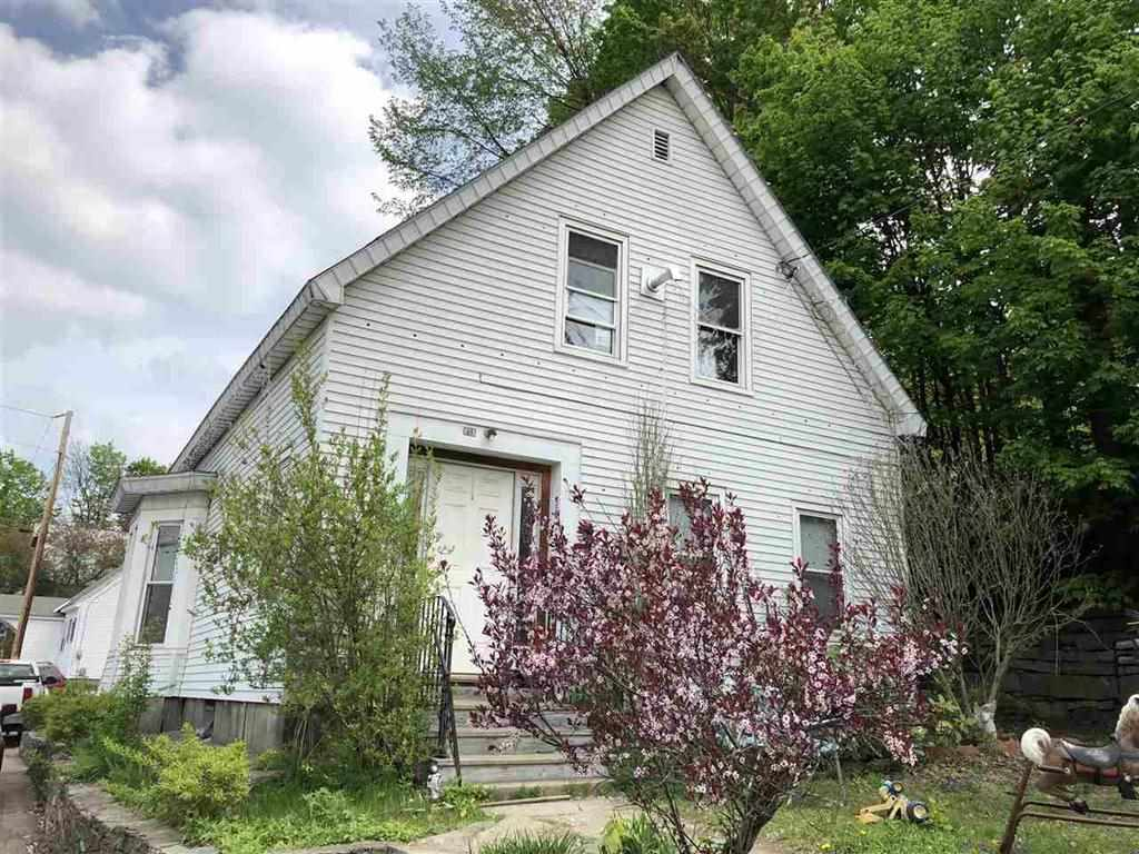 SPRINGFIELD VT Home for sale $$95,000 | $56 per sq.ft.