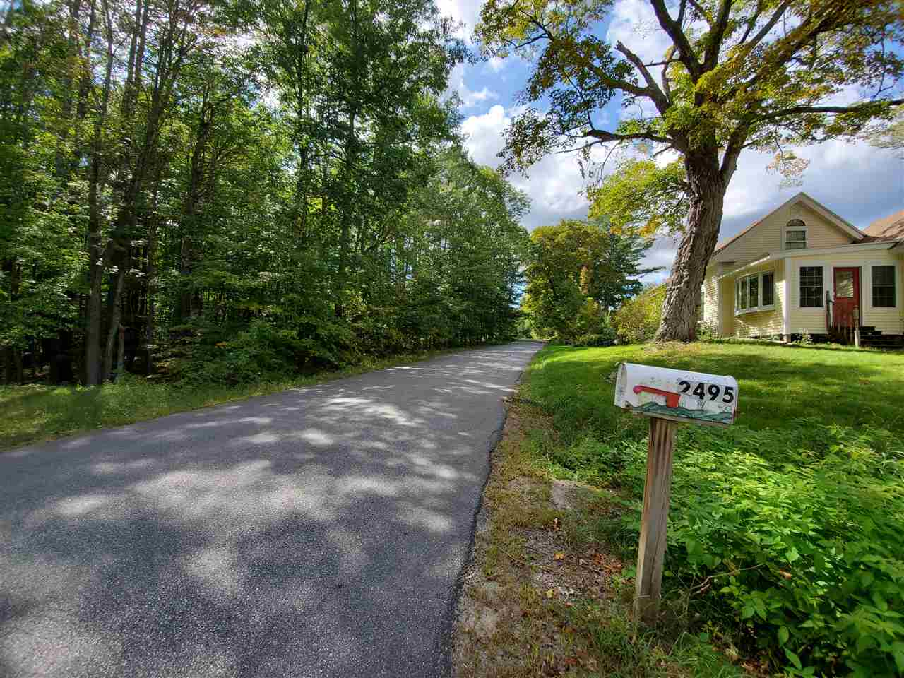 BRIDGEWATER NH Home for sale $139,000