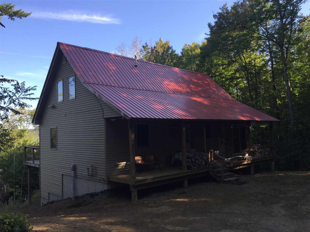 ANDOVER VT Home for sale $$189,000 | $147 per sq.ft.