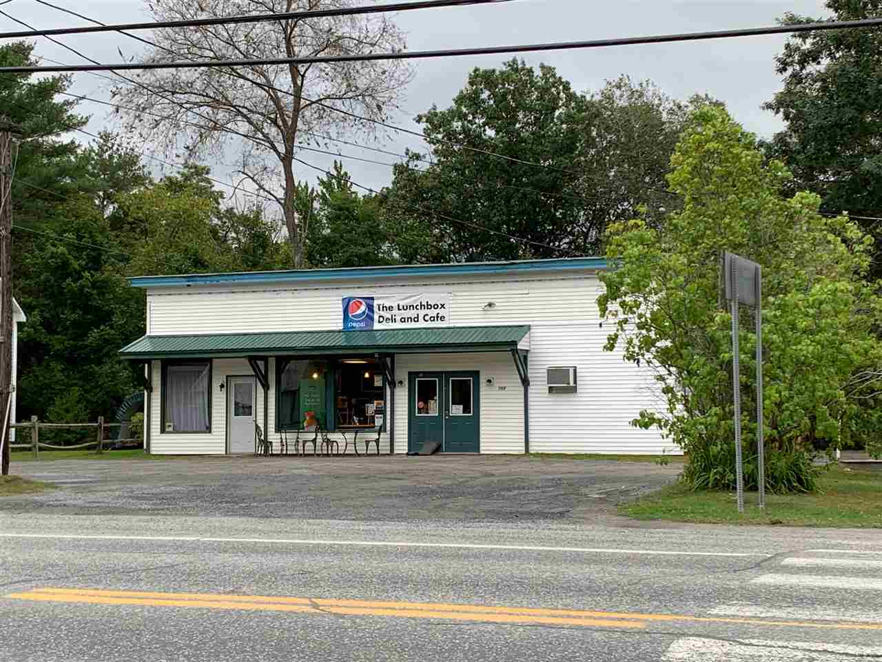 FAIRLEE VT Commercial Property for sale $$135,000 | $102 per sq.ft.