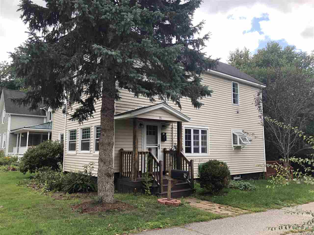 Tremendous investment opportunity located in the heart of Essex Junction.  The main house has 4 bedrooms, and 2 full baths on two levels, as well as a full basement.  The kitchen was renovated in 2012 with custom cabinets, new stove and refrigerator. The basement is equipped with washer/dryer units purchased two years ago, and there is a partially finished basement store room.  The large back deck is great for family gatherings! The neighborhood is family friendly and quiet, conveniently located within walking distance of Maple Street Park. The Accessory Cottage has 625 sq feet of living space with 15' ceilings, with large loft area. The full basement has 9' ceilings.  The cottage has a separate fenced in yard. Beautiful river birch trees and ornamental willows create a secluded atmosphere of tranquility. Located minutes from Global Foundries, University of Vermont Medical Center, public transportation, parks, shopping, and 10 minutes from downtown Burlington.
