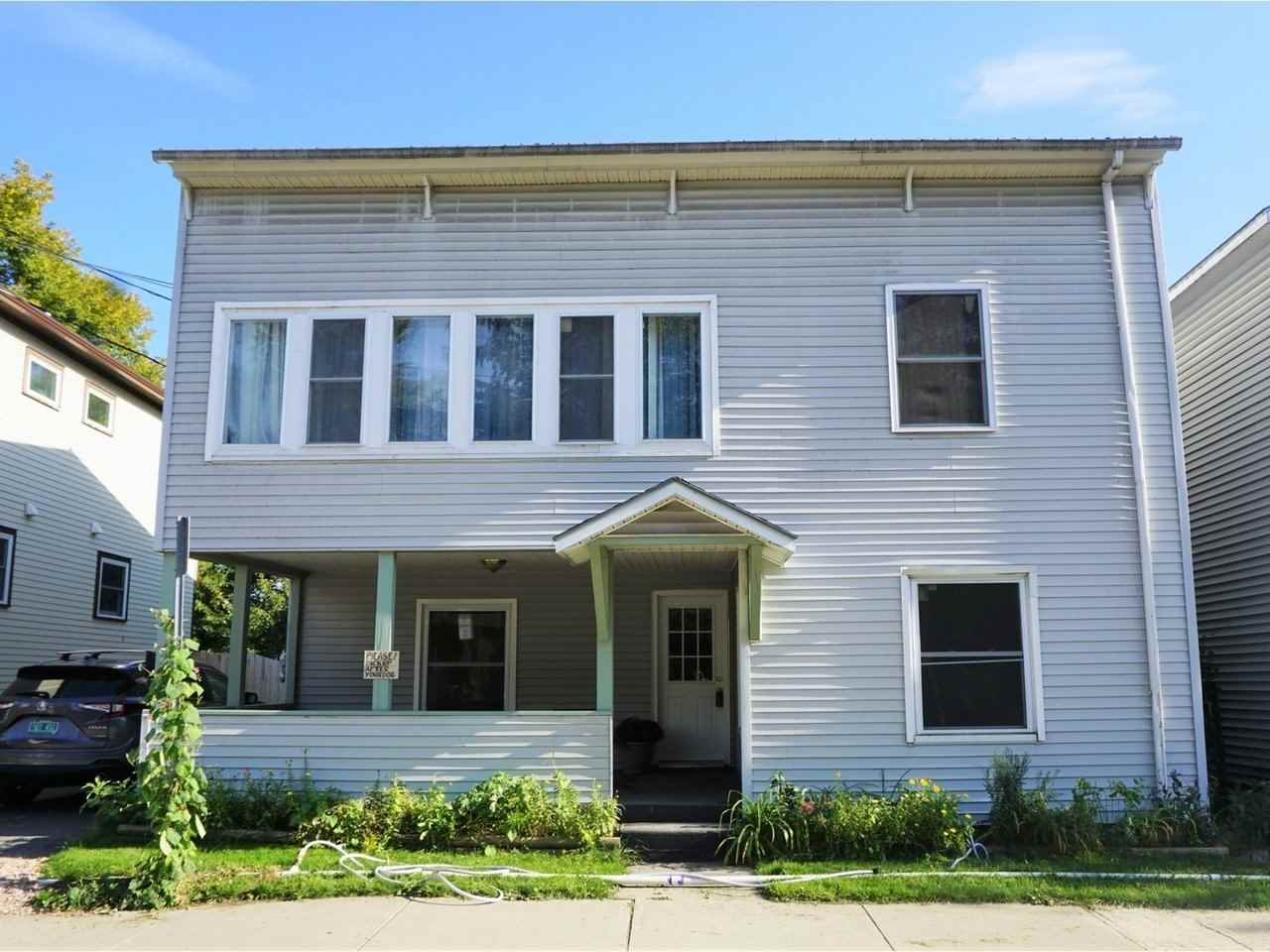 Located just a few blocks from the vibrant Winooski Circle- this lovely Duplex is ready for its new owners! Featuring two 3-bedroom apartments- currently owner occupied, turn-key and move in ready! The upstairs unit offers a spacious and lovely back deck, open living/dining/kitchen, and newer appliances including, stove, fridge and washer/dryer. Downstairs also has a 3-bedroom apartment with new floors and appliances. Abundant off-street parking and even room for a chicken coop and small garden! Great opportunity to owner occupy in Winooski or add to your portfolio with an updated duplex that will attract tenants in both Burlington and Winooski markets due to its proximity to University of Vermont Medical Center, Colleges, and Interstate 89!