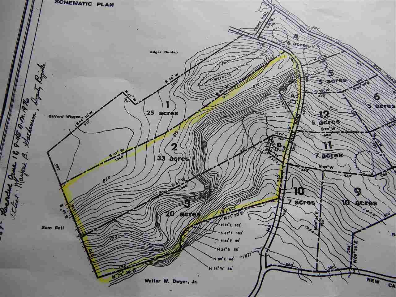 DANBURY NH LAND  for sale $$85,900 | 53 Acres  | Price Per Acre $0  | Total Lots 2