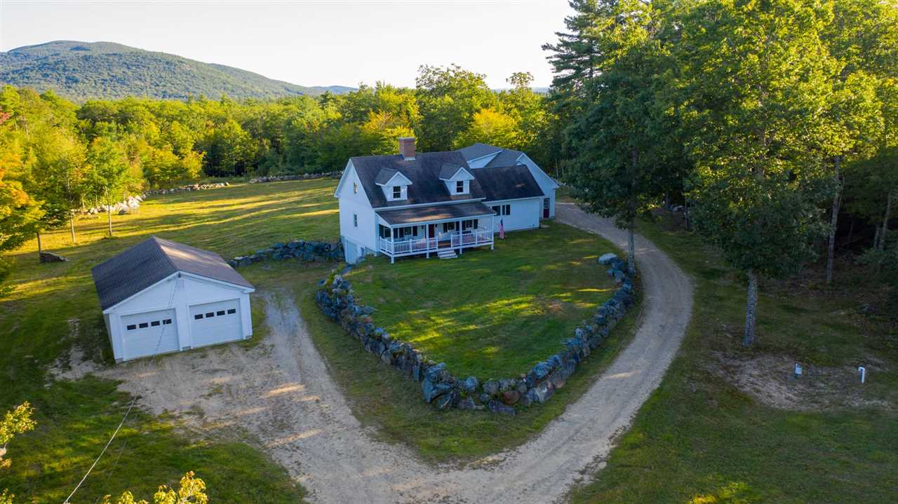 MLS 4778263: 392 Holderness Road, Sandwich NH