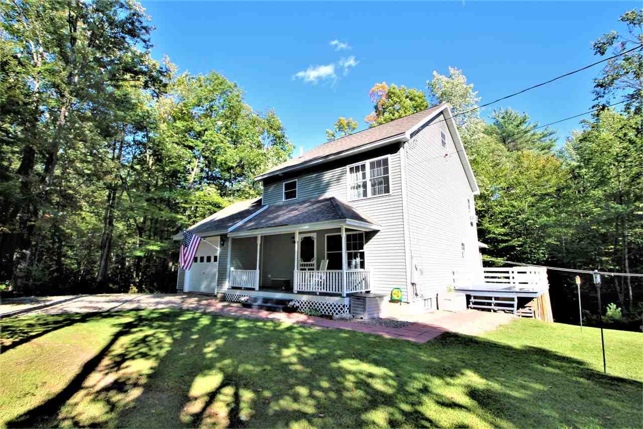 NEW DURHAM NH Home for sale $275,000