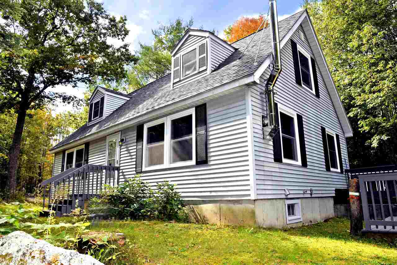 Moultonborough NHHome for sale $$234,000 $163 per sq.ft.
