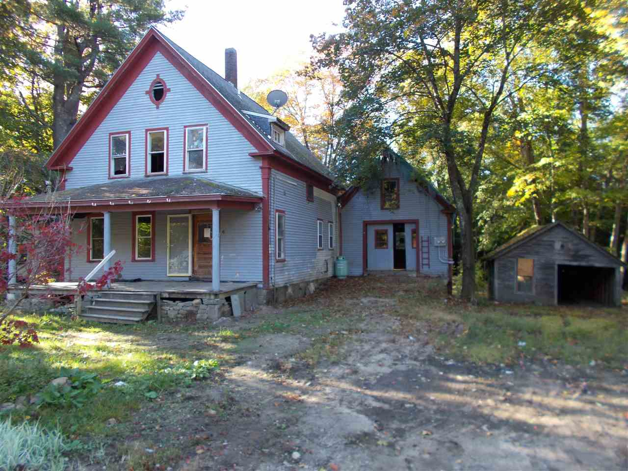 Village of Center Ossipee in Town of Ossipee NH Home for sale $$59,900 $41 per sq.ft.