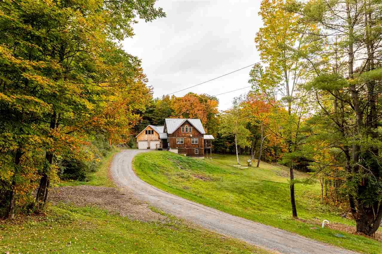 STRAFFORD VTHome for sale $$376,900 | $220 per sq.ft.
