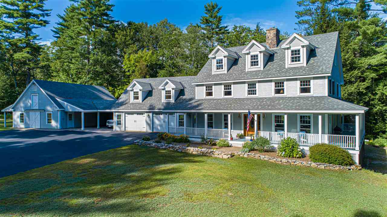 WOLFEBORO NH  Home for sale $825,000