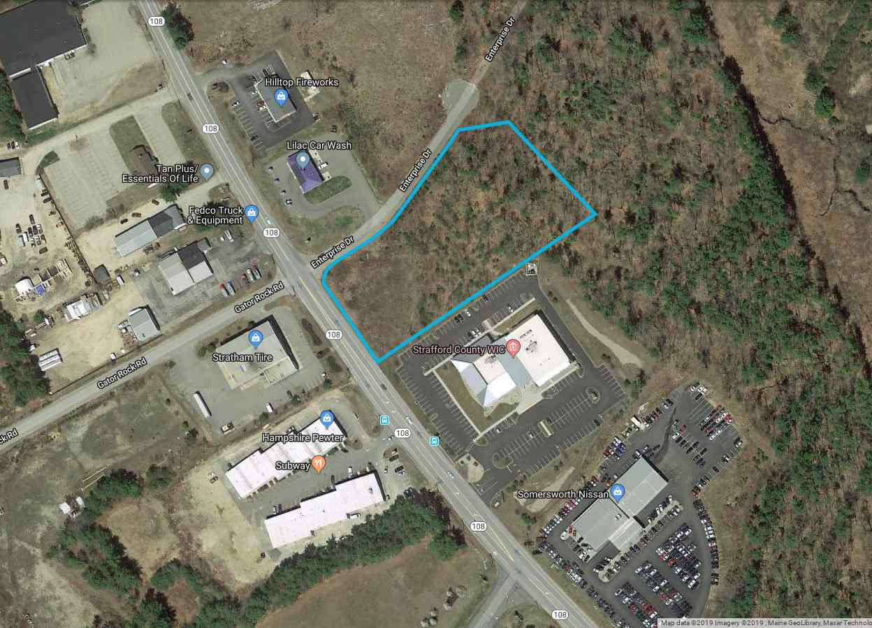 SOMERSWORTH NHLAND  for sale $$199,000 | 2.62 Acres  | Price Per Acre $0