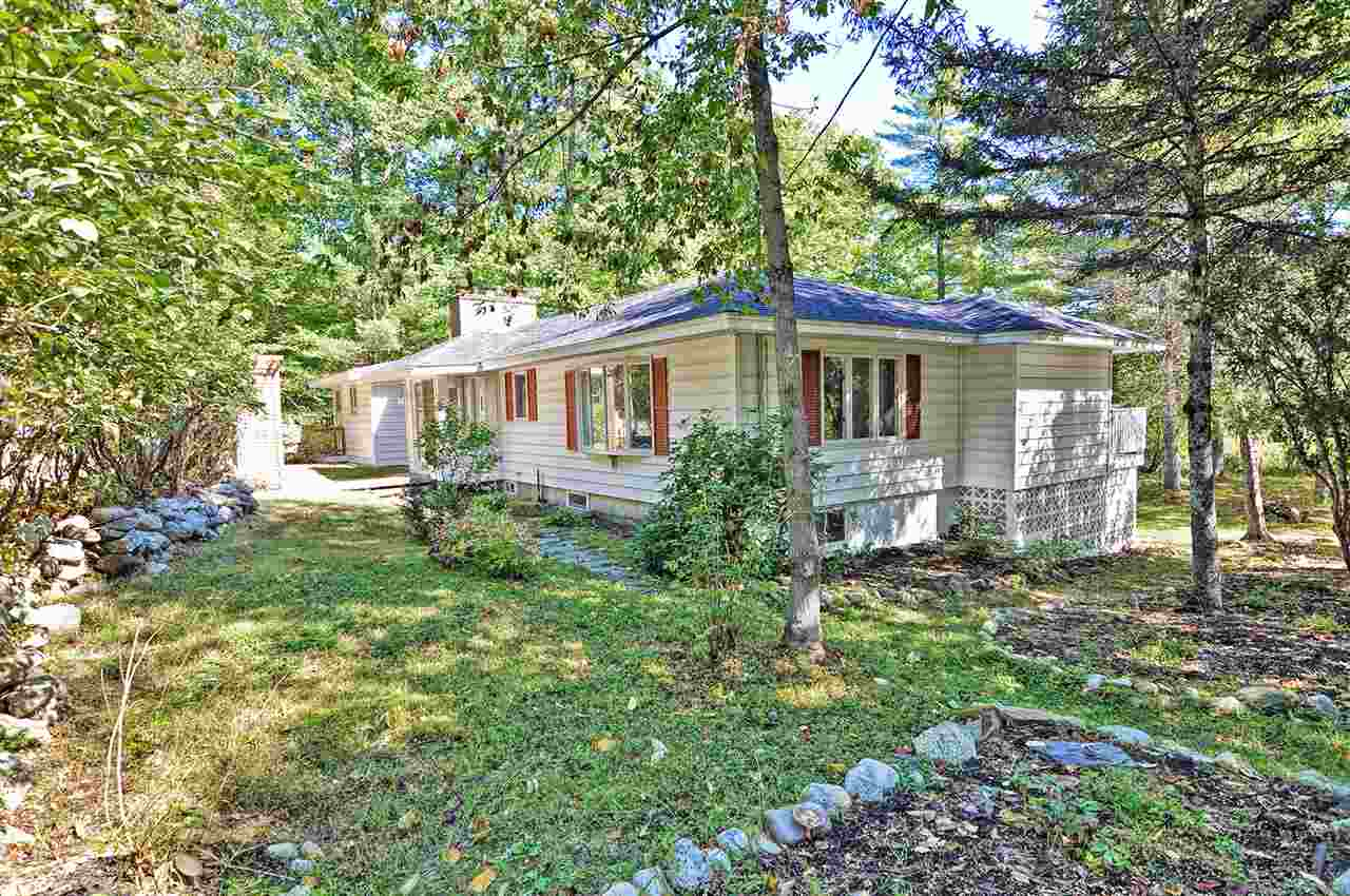 NEW DURHAM NH  Home for sale $289,000