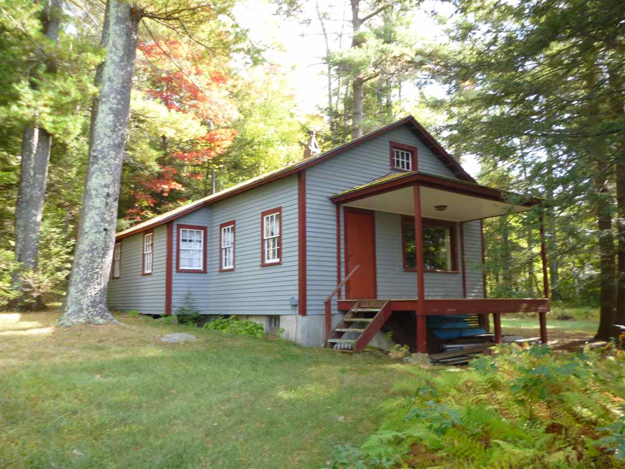 VILLAGE OF MIRROR LAKE IN TOWN OF TUFTONBORO NH  Home for sale $1,250,000