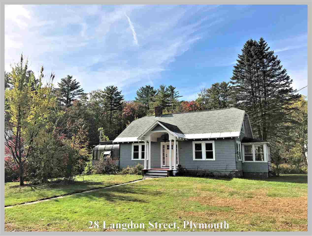 MLS 4780707: 28 Langdon Street, Plymouth NH