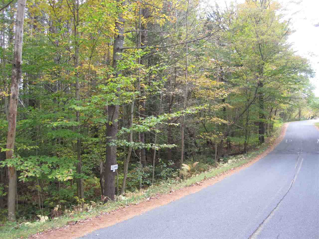 Village of Quechee in Town of Hartford VT  05059Land for sale $List Price is $65,000