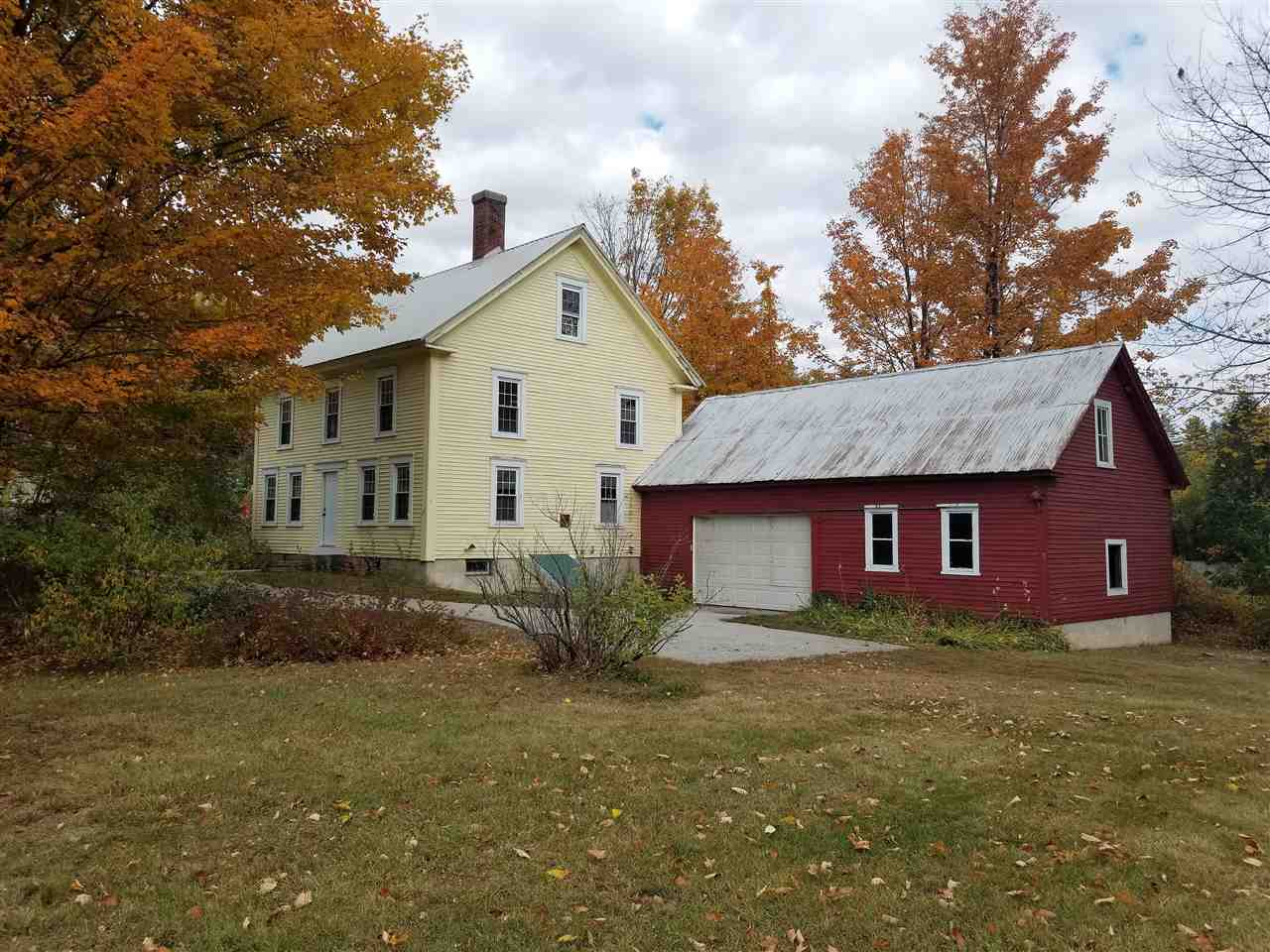 BRISTOL NH  Home for sale $189,900
