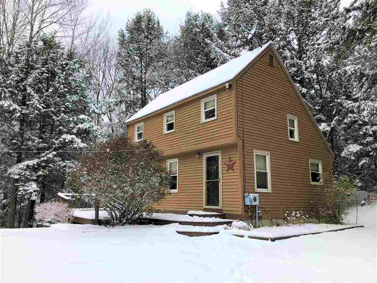 SPRINGFIELD NH Home for sale $$199,900 | $160 per sq.ft.