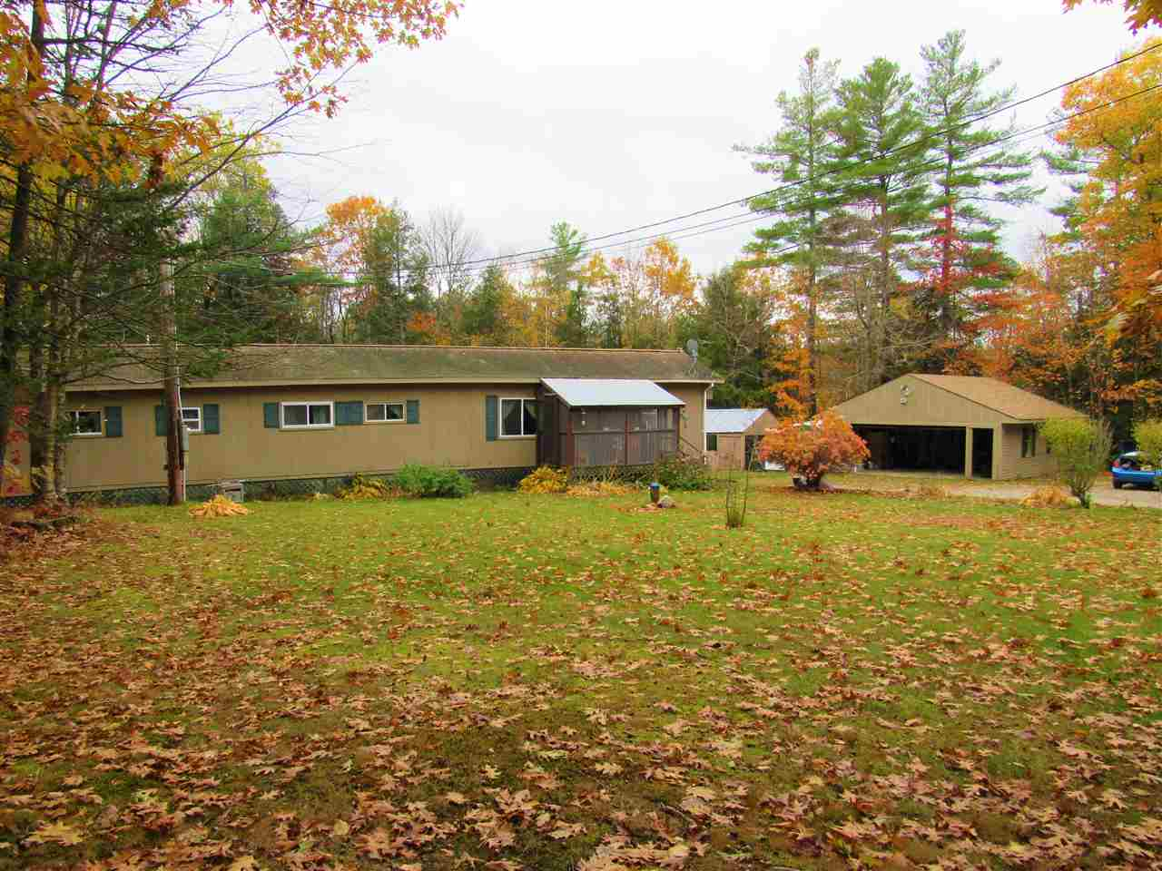 NEWPORT NH Mobile-Manufacured Home for sale $$74,900 | $81 per sq.ft.