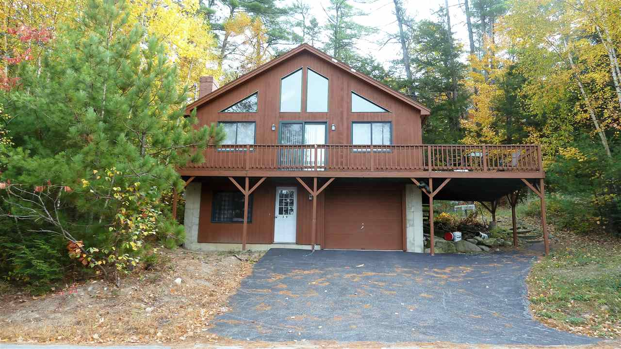 NEW DURHAM NH  Home for sale $399,000