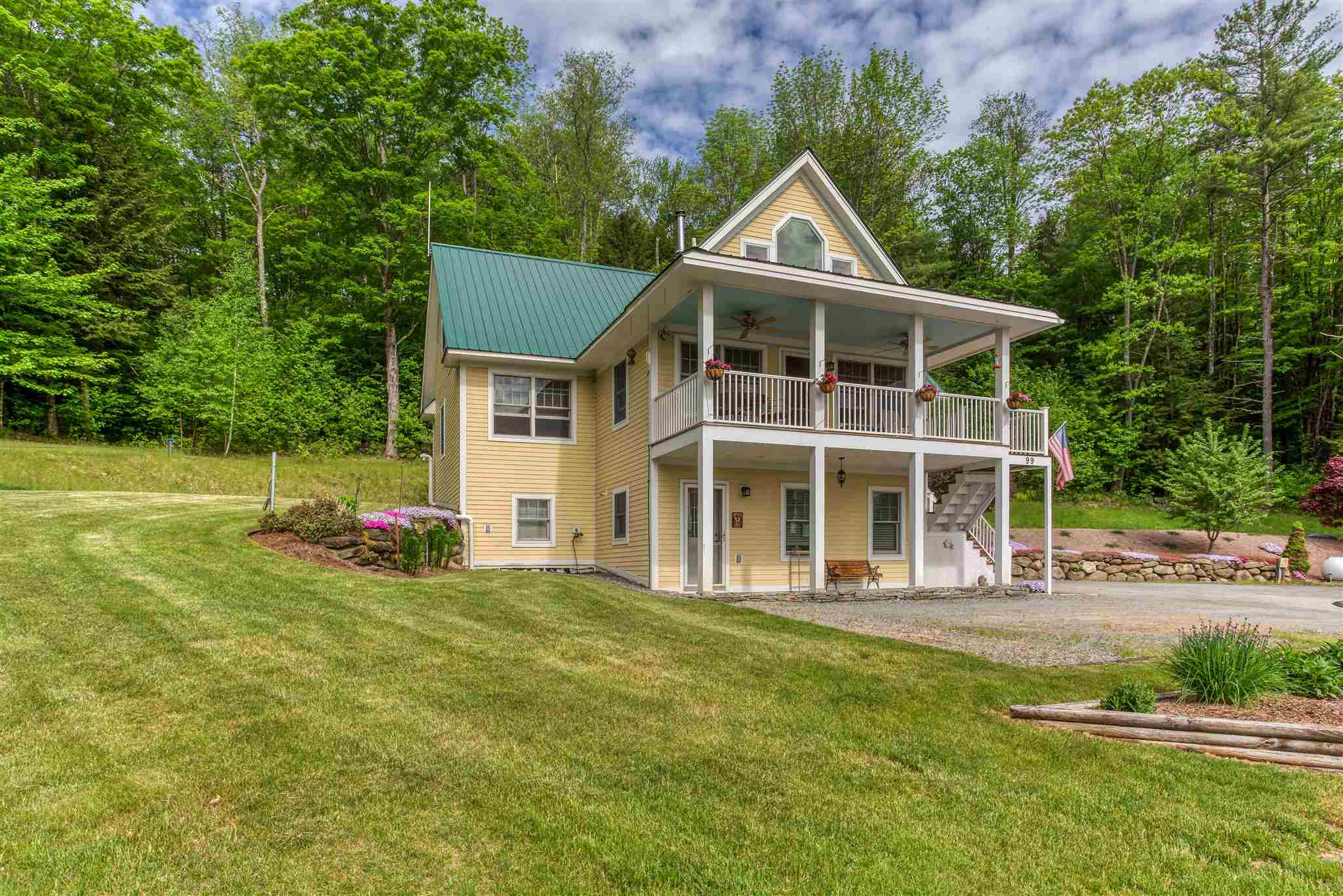VILLAGE OF PERKINSVILLE IN TOWN OF WEATHERSFIELD VT Home for sale $$369,900 | $202 per sq.ft.
