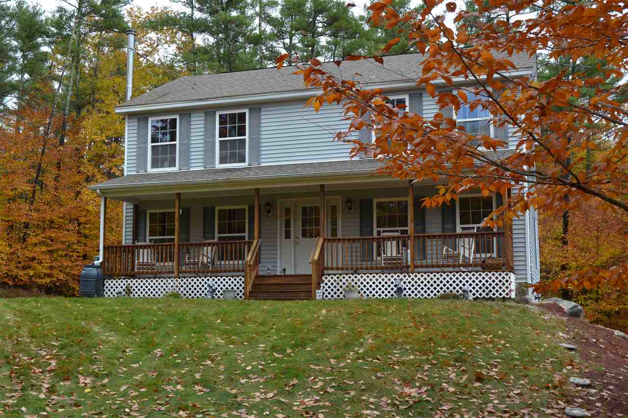 NEW DURHAM NH  Home for sale $319,000
