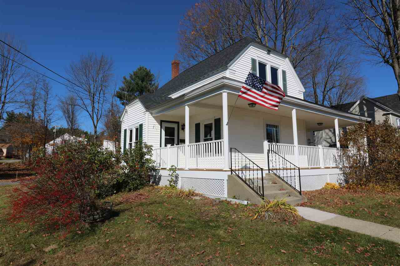 MLS 4782953: 44 River Street, Jaffrey NH