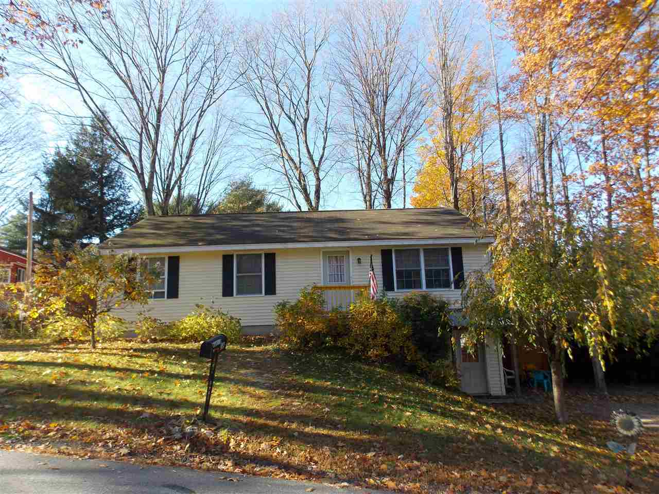 BRISTOL NH  Home for sale $174,900