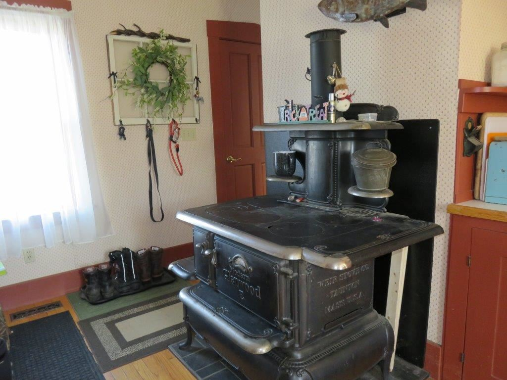 Cookstove Included 14604738