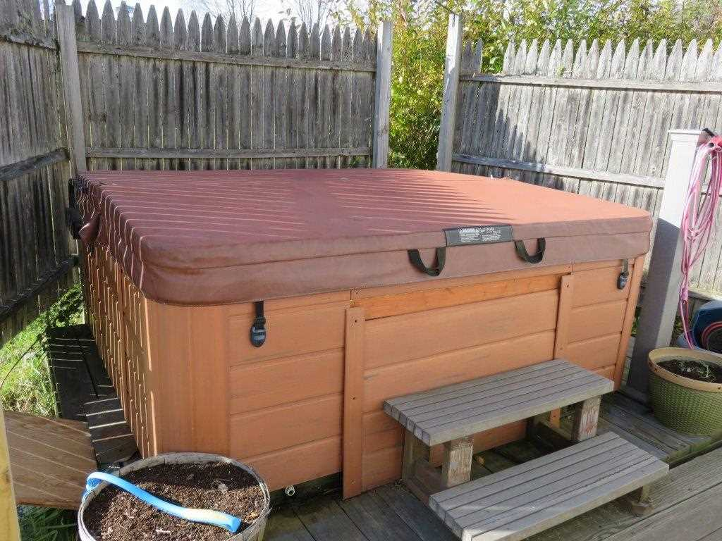 Hot Tub Included 14600852