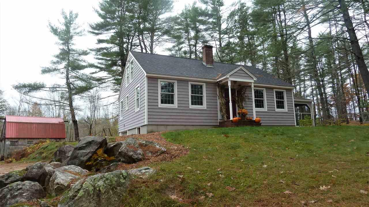 New Durham NHHome for sale $$275,000 $167 per sq.ft.
