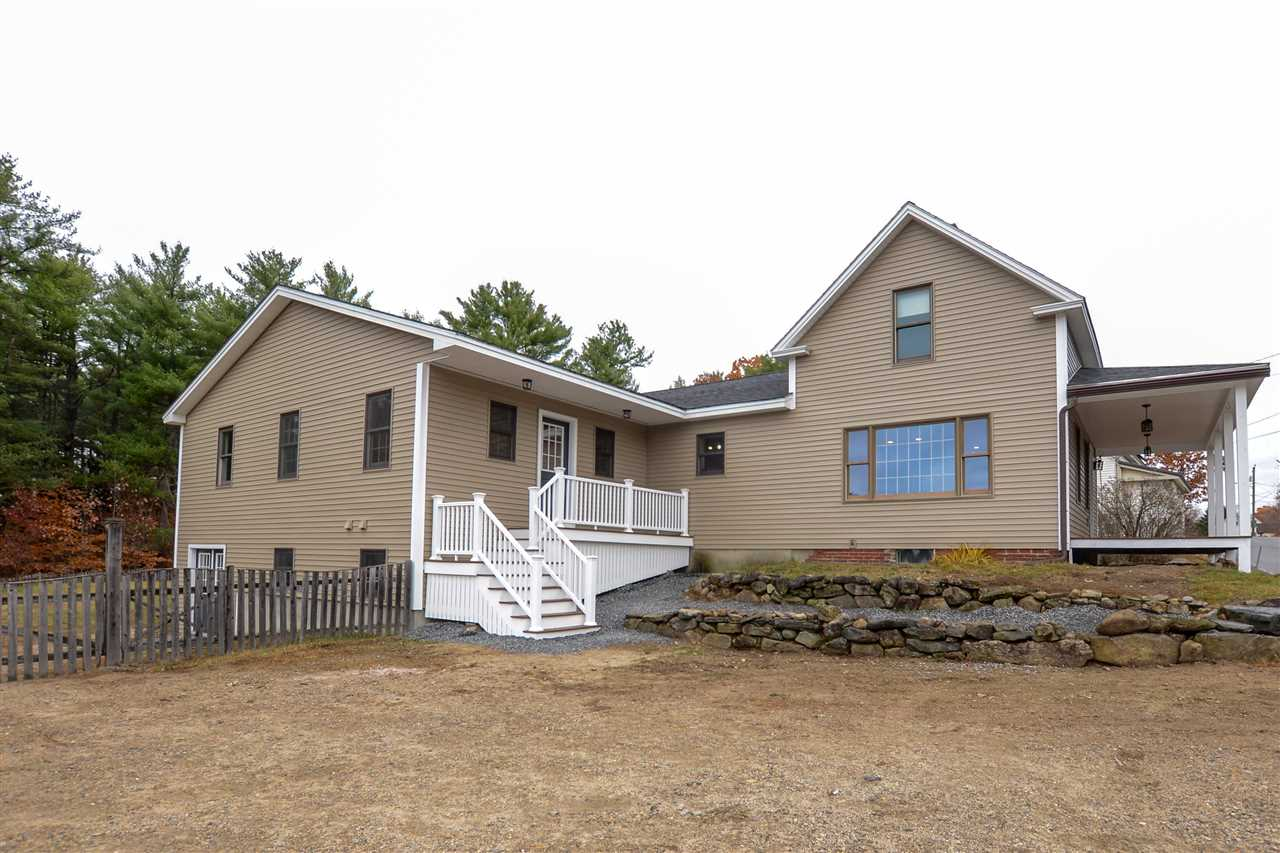 VILLAGE OF SANBORNVILLE IN TOWN OF WAKEFIELD NH Home for sale $329,900