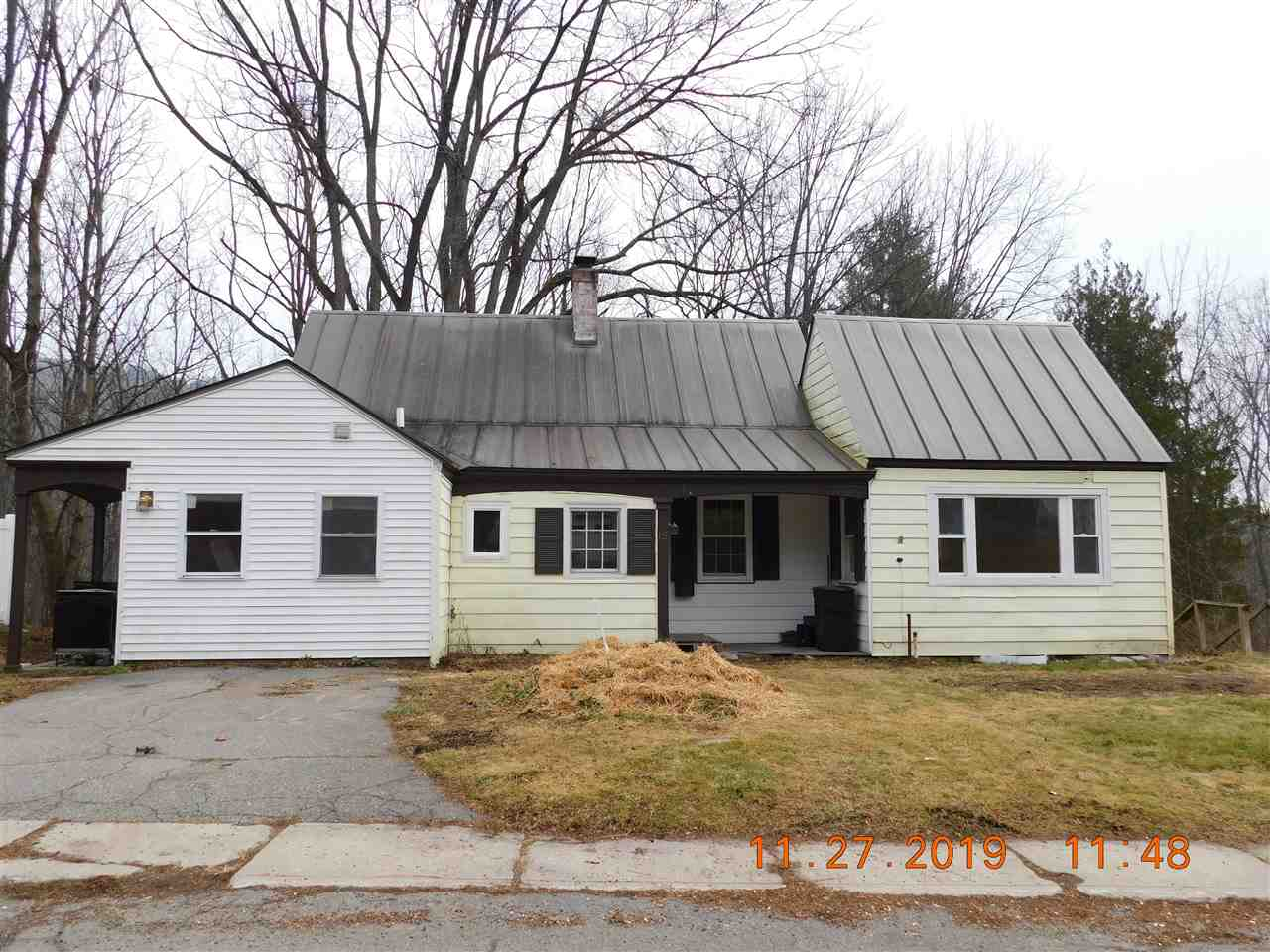 Springfield VT Home for sale $List Price is $92,900