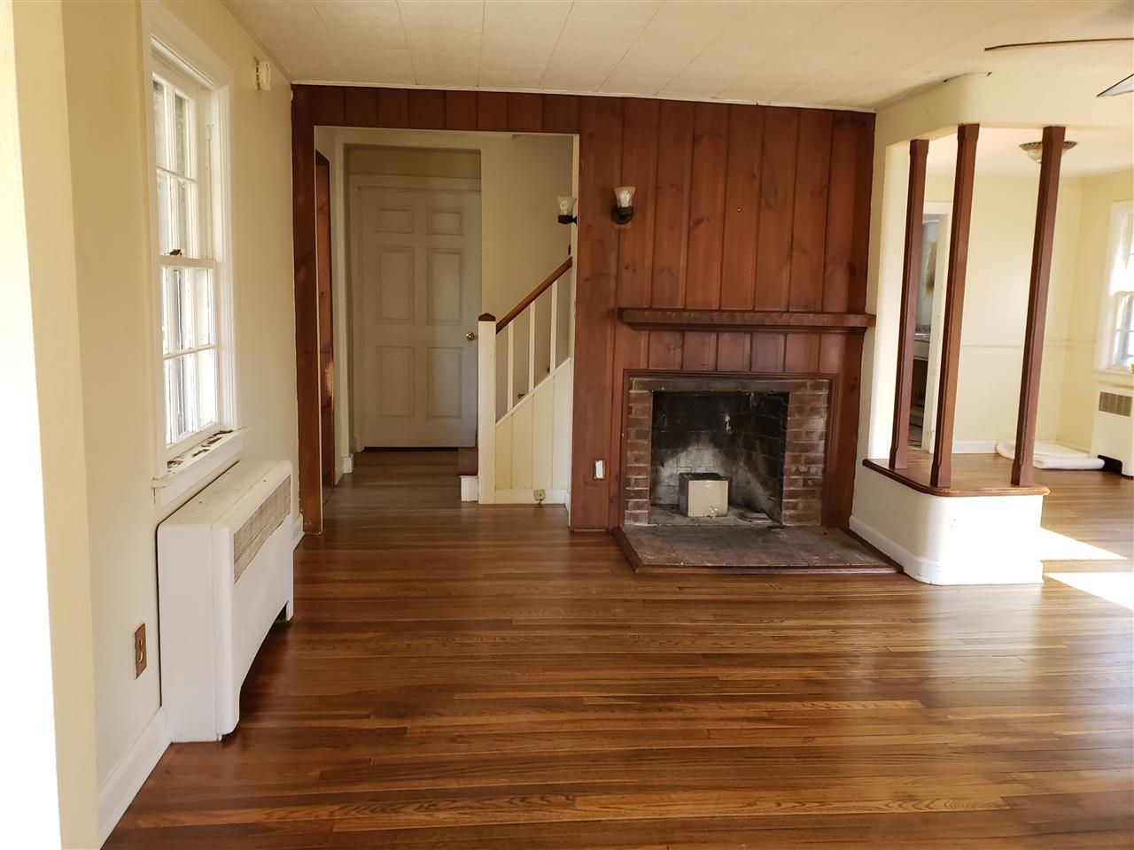 Living Room/Fire place