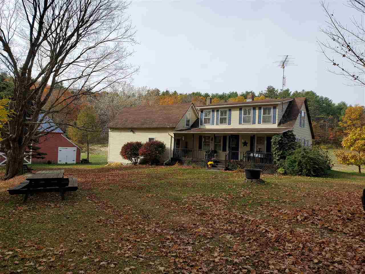 Village of Ascutney in Town of Weathersfield VT  05030 Home for sale $List Price is $265,500
