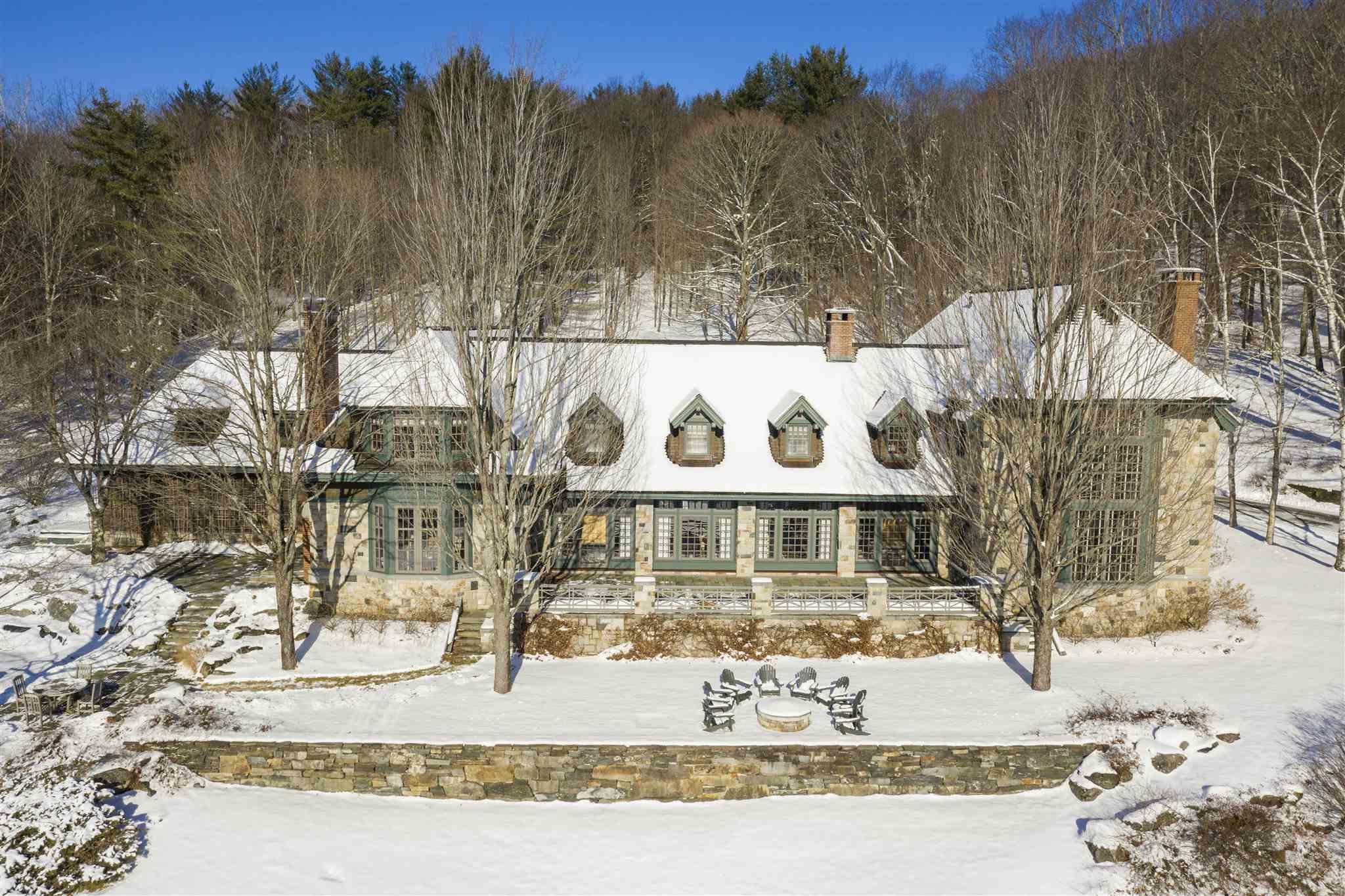 Quechee VT Home for sale $5,250,000