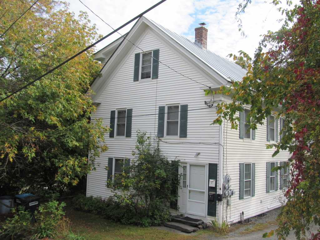 Village of Woodstock in Town of Woodstock VT Multi Family for sale $List Price is $330,000