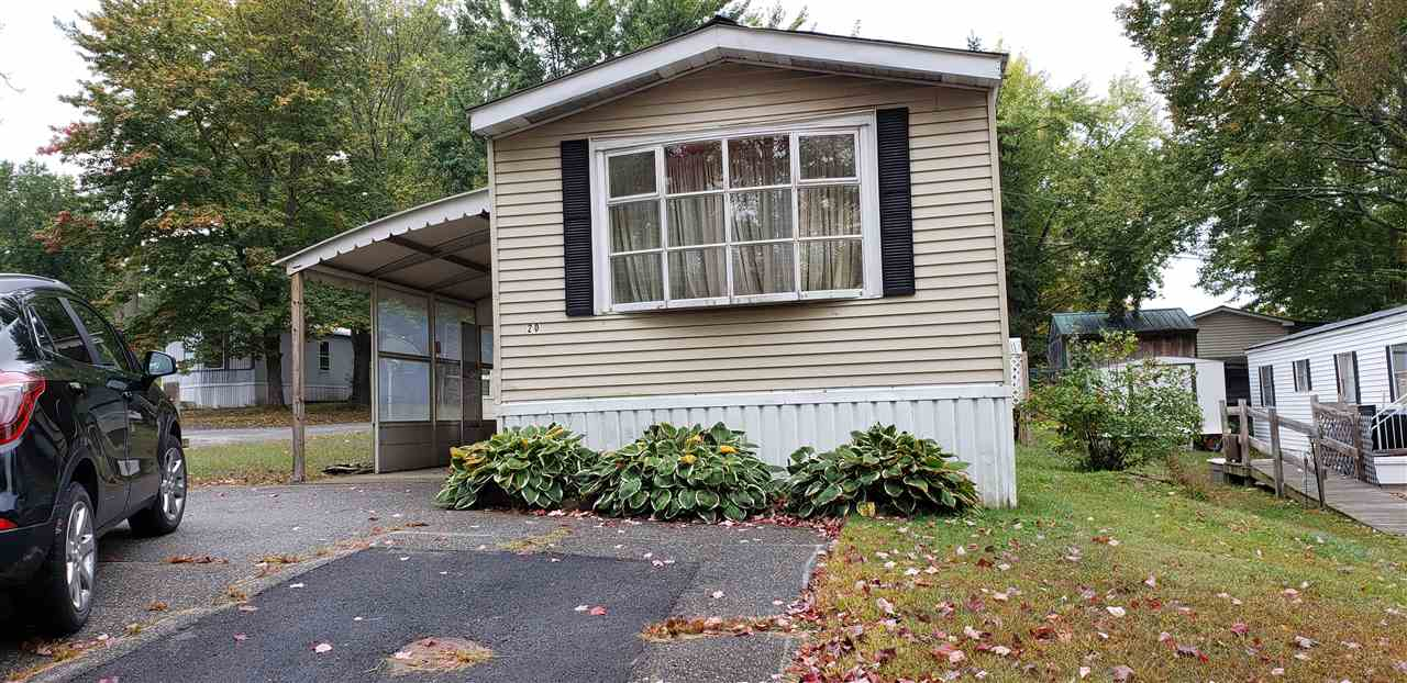 CHARLESTOWN NH Mobile-Manufacured Home for sale $$12,500 | $14 per sq.ft.