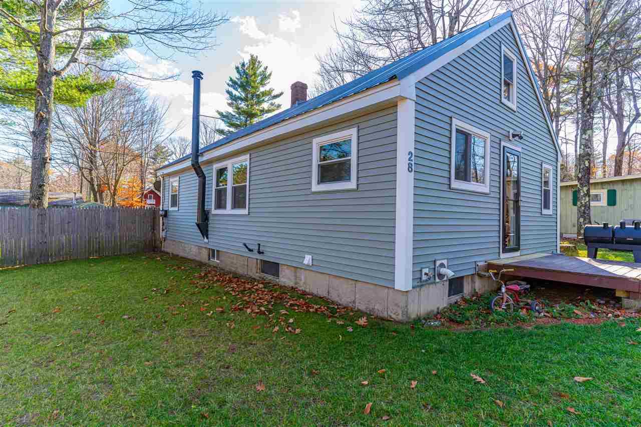 Gilmanton NHHome for sale $$190,000 $196 per sq.ft.