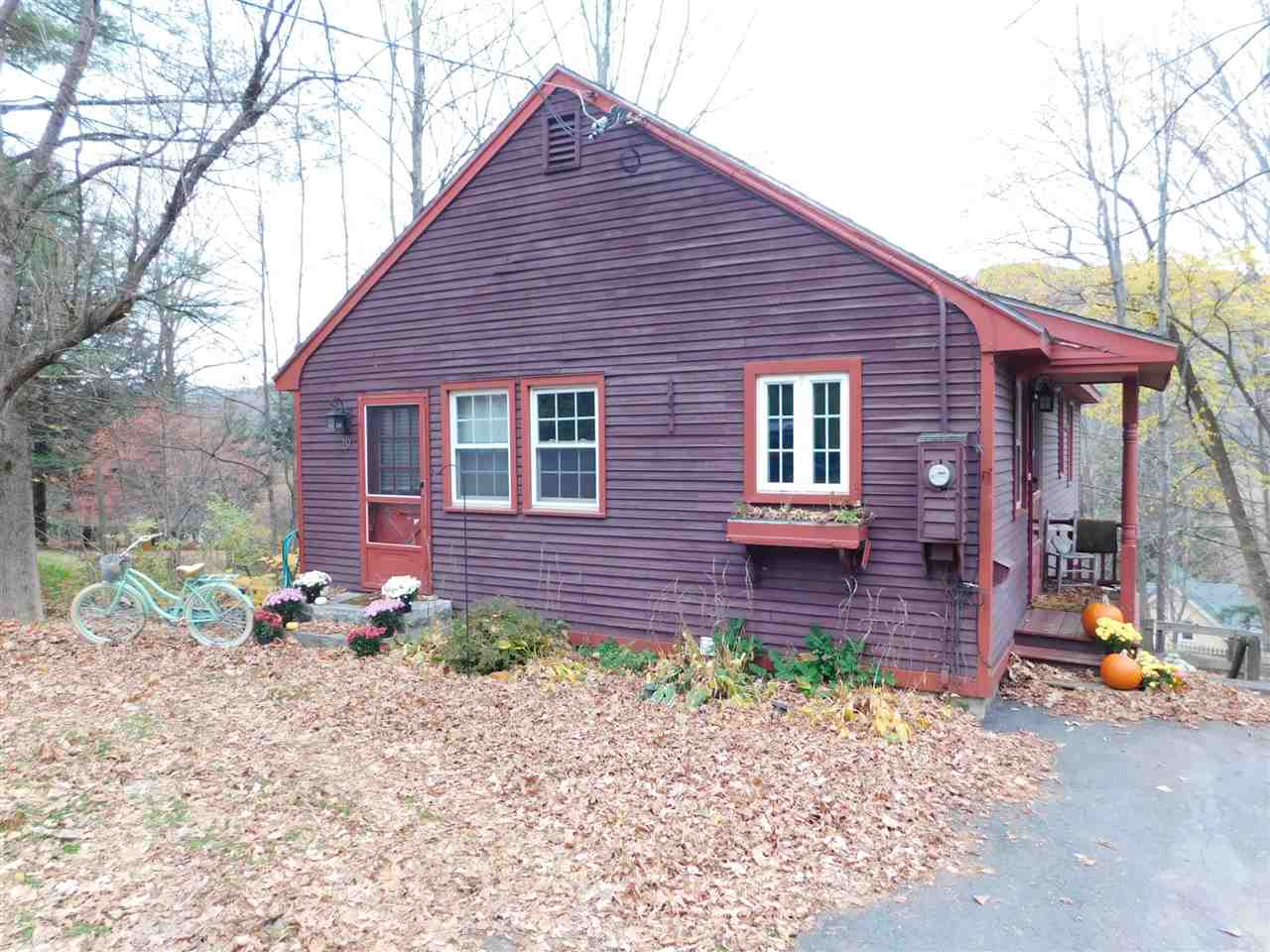 Village of Woodstock in Town of Woodstock VT Home for sale $List Price is $279,000
